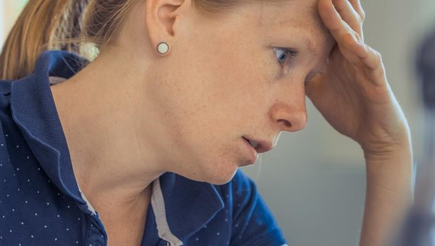 fysiska symptom på ångest